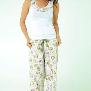 Tracy Negoshian Kappa Delta Loungewear Set